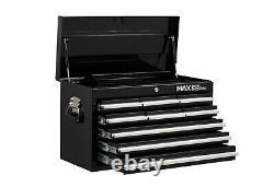 Hilka 12 Tiroir Tool Chest Storage Unit Cabinet Heavy Duty Ball Bearing Lockable