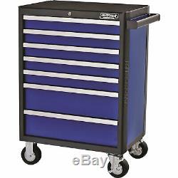 Kincrome Evolve 7 Tiroirs Outil Rouleau Cabinet Bleu