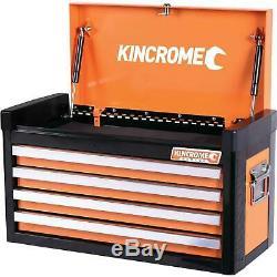 Kincrome Evolve - Coffre À Outils À 12 Tiroirs, Armoire De Rangement Et Armoire À Roulettes - Couleur - Gris Combo