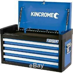 Kincrome Evolve Coffre À Outils À 12 Tiroirs, Armoire De Rangement Et Compartiment À Roulettes, Couleur Combinée Ora
