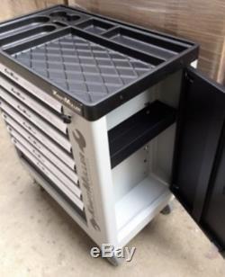 Marque New Seven Garage Verrouillage De Tiroirs Armoire À Outils Avec Porte Latérale Rrp £ 1250