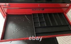 Matco 4s Tool Box Cabinet Roll Cab USA Fait Comme Snap Sur 10 Tiroirs 25
