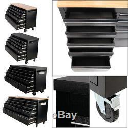 Mobile Home Workbench Coffre À Outils Boîte Armoire De Rangement Tiroir Organisateur Garage