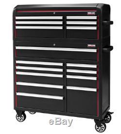 Outil Professionnel Grand Coffre Armoire De Rangement Grand Rouleau Cabine Garage Tiroirs Box