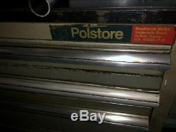 Polstore (8) Outillage Tiroirs 43 X 30 X 42