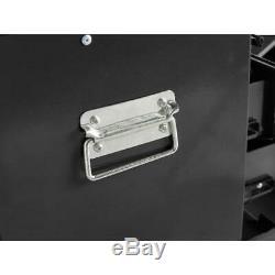 Portable À 5 Tiroirs De Roulement Boîte À Outils Coffre Armoire De Rangement Organisateur Utilitaire Case
