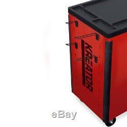 Rangement Krt653001 D'armoire À Rouleaux D'outils De Grand Garage Kreator Pour Atelier