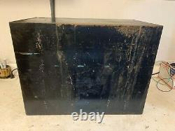 Rare Wagner Lockheed Parts Tool 3 Tiroirs Armoire Box Tray Original 1020