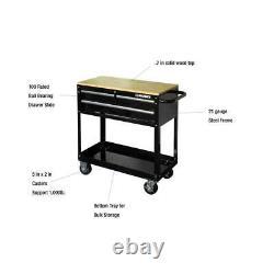 Rolling Tool Cabinet Storage Chest Box Garage Toolbox Organisateur Tiroir Husky