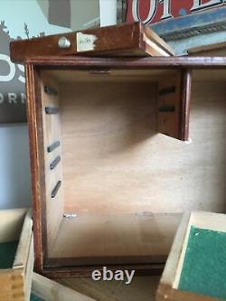 Scratch Built Wooden Engineers Toolmakers 8 Tiroir Boîte À Outils En Bois