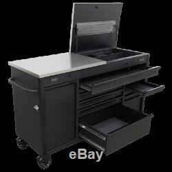 Sealey Ap6310be Mobile Tool Power Tool Cabinet De Charge Tiroir