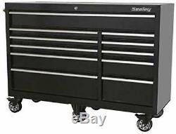 Sealey Ptb142511 Rollcab 11 Tiroir 1425mm Robuste Noir