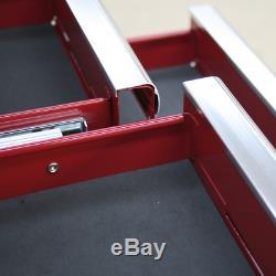 Sealey Superline Pro 8 Tiroirs Cabinet Heavy Duty Hang On Coffre À Outils Noir