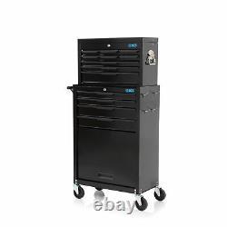 Sgs Mechanics 13 Tiroir Boîte À Outils Coffre & Roller Cabinet