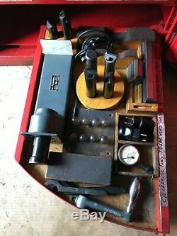 Sip Société Genevoise Outillage / Cabinet Tool. 7 Tiroir, Avec Des Teneurs