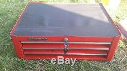 Snap On 3 Tiroirs Section Armoire À Outils Top Box Kra3063 Centre Milieu Intermédiaire