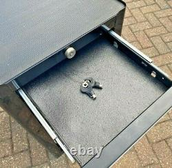 Snap On Tools Heritage Series 6 Tiroir Black Side Cabinet Boîte À Outils Coffret
