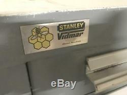 Stanley Vidmar 12 Outil Industriel Tiroirs 30 X 27,5 X 59