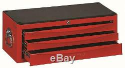Teng Tc803sv Verrouillage 8 Series Mid-section 3 Tiroirs D'outils À Main Boîte De Rangement Cabinet