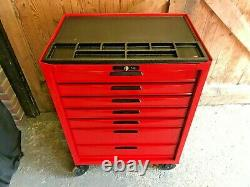 Teng Tools Tcw807n 7 Tiroir 8 Série Roller Cabinet Box Snap On Facom Rrp £696