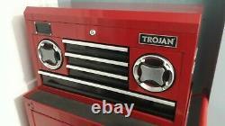 Tiroirs Trojan De Rouleau De Coffre D'armoire D'outil, Bluetooth