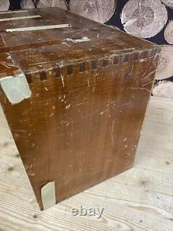 Tiroirs Vintage Watchmakers Tool Storage Cabinet