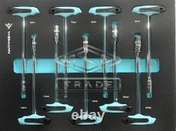 Tool Trolley Cabinet Avec Outils Atelier De Rangement Coffre Boîte À Outils Boîte À Outils