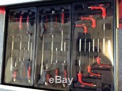 Verrouillage Garage Armoire À Outils, Outils, Tiroirs Et Porte Latérale Sur Roulettes Verrouillables